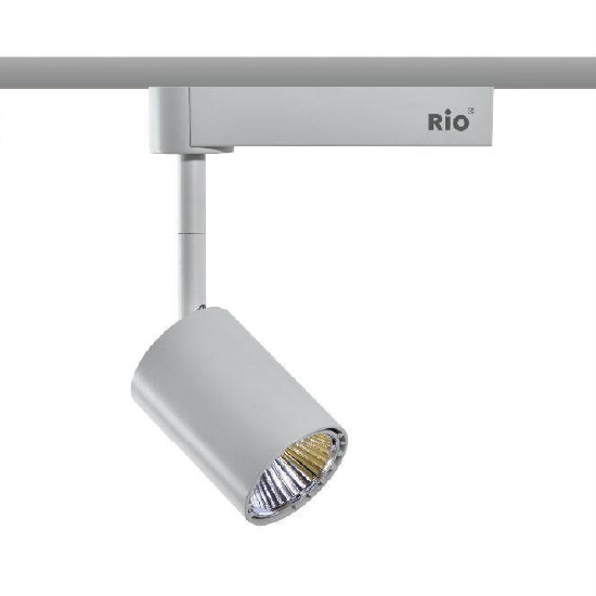 Led Track Lighting Driver: Track Lights : 9W 3 Wire Single Circuit Spotlight With