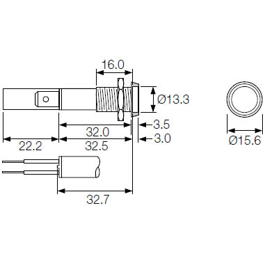 12v Light Bar Wiring Diagram further How To Install Headl  Bulb On 2011 Avalanche further Chrome Bezel Indicator Light Sl275 besides Lutron Ma Lfqhw Wh Wiring Diagram in addition Symbols. on led light panel